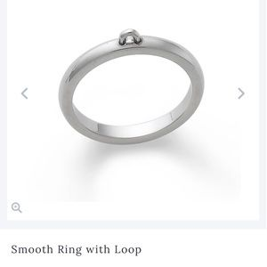 James Avery Jewelry - James Avery 'Adorned Angel' Charm Ring! 💍